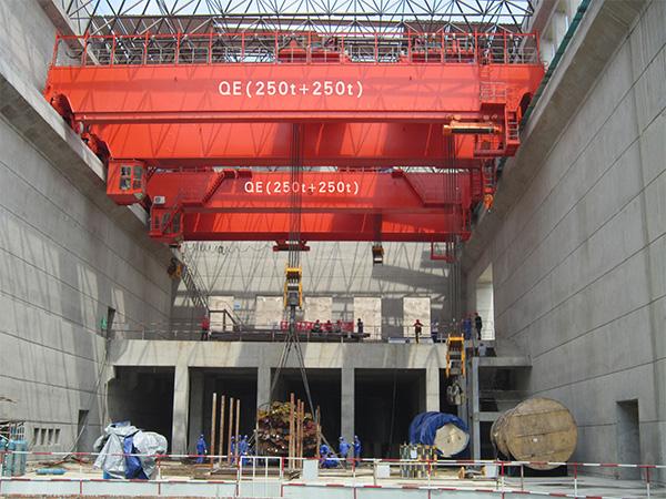 葫芦双梁桥式起重机-常州常矿起重机械有限公司